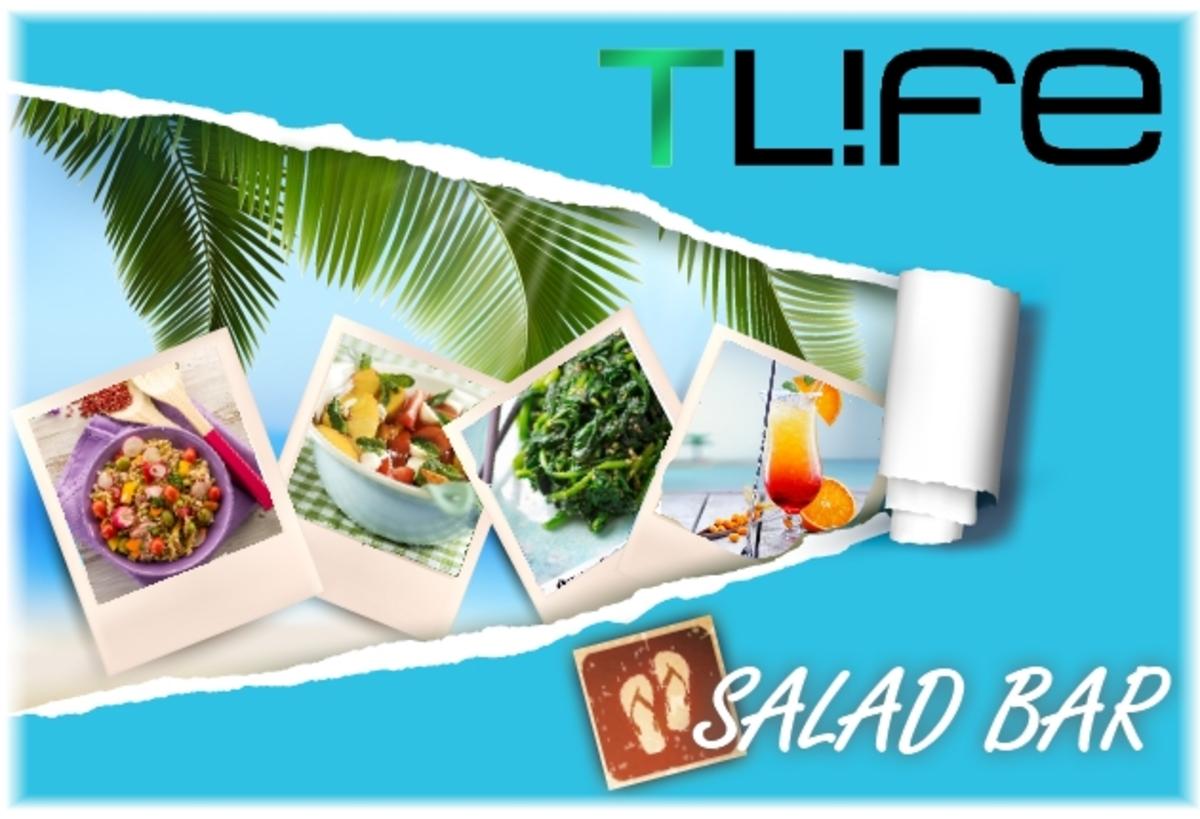 Οι καλοκαιρινές σαλάτες του TLIFE Recipes! Το πιο ελαφρύ μενού της για όλη την εβδομάδα…   Newsit.gr