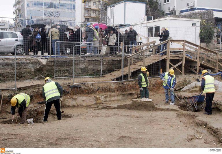 Αρχές του 2014 έτοιμη η βασική γραμμή του μετρό Θεσσαλονίκης | Newsit.gr