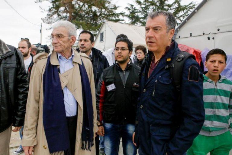Θεσσαλονίκη: Ο Μπουτάρης θέλει να βρει δουλειά σε πρόσφυγες που παραμένουν στα Διαβατά!