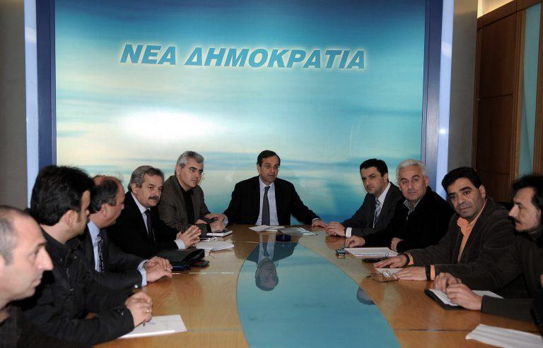 Α. Σαμαράς : Πήρε αποστάσεις από τα μπλόκα | Newsit.gr