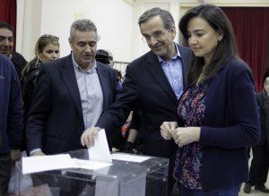 Εκλογές ΝΔ: Δεν είχαν γραμμένο τον Σαμαρά στο κόμμα!