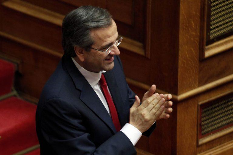 Σαμαράς: Καλή επιτυχία στους Έλληνες αθλητές! | Newsit.gr
