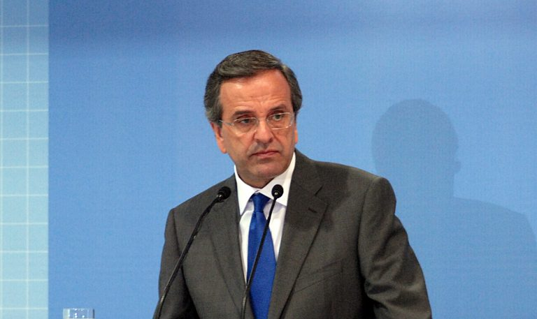 Σαμαράς: Δεσμεύομαι ότι δεν θα μειωθεί ο κατώτατος μισθός   Newsit.gr