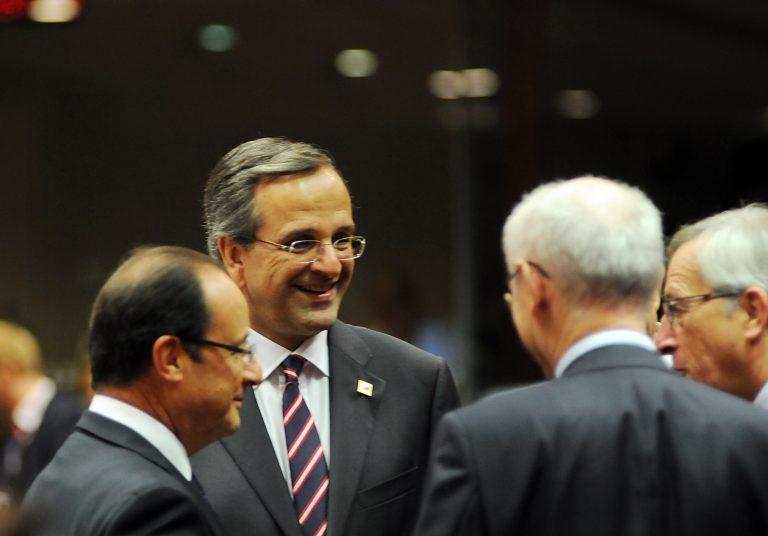 Στις Βρυξέλλες ο Σαμαράς, θα δει Μπαρόζο και Ρομπάι   Newsit.gr