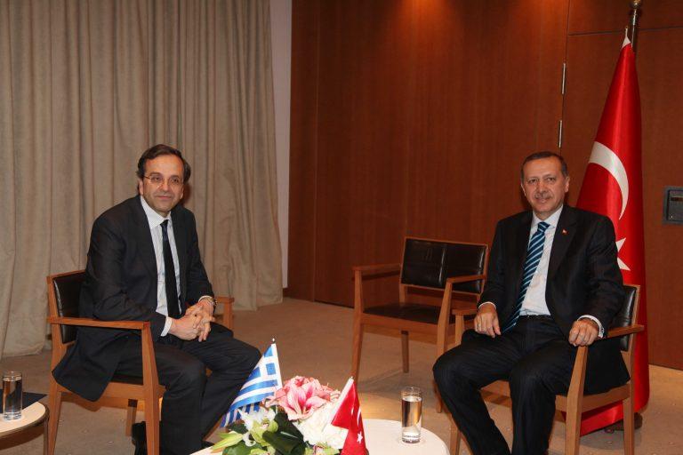 Ελληνοτουρκική «συμφωνία ναυτιλίας» στη συνάντηση Σαμαρά – Ερντογάν | Newsit.gr
