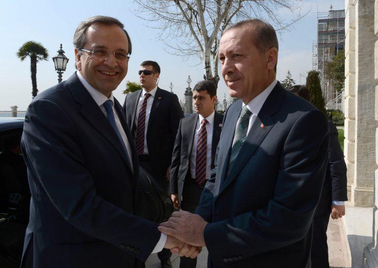 Συνάντηση Σαμαρά – Ερντογάν: οι πρώτες φωτογραφίες | Newsit.gr