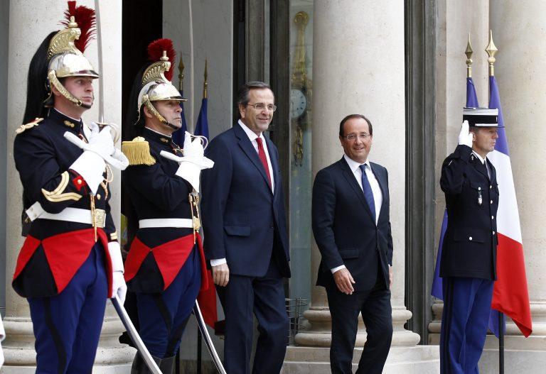 Συνάντηση Σαμαρά-Ολάντ: Αγωνία για τις δηλώσεις του Γάλλου Προέδρου – Θα υποστηρίξει πιο έντονα την Ελλάδα από ότι η Μέρκελ; | Newsit.gr