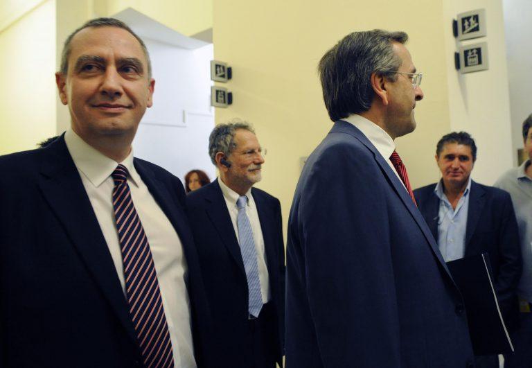 Με απόφαση Σαμαρά πρόεδρος το Ινστιτούτο Καραμανλής ο Γ. Μιχελάκης   Newsit.gr