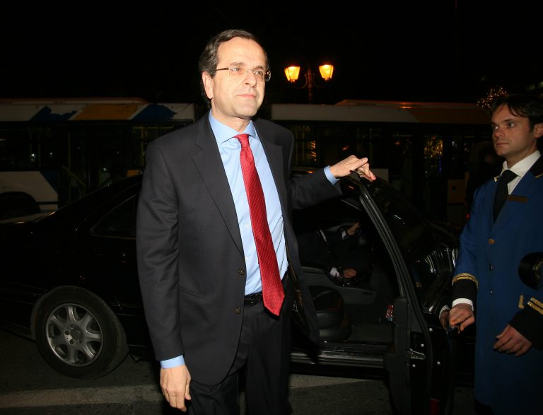 O A. Σαμαράς τηλεφώνησε στον Μ. Χρυσοχοΐδη | Newsit.gr