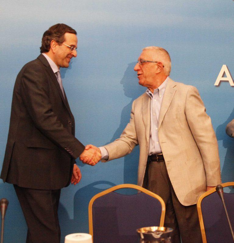 Ν. Κακλαμάνης: Πρότεινα στον Σαμαρά επαναδιαπραγμάτευση του μνημονίου | Newsit.gr