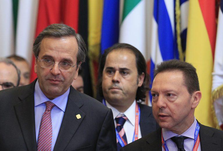 Βόλτα Σαμαρά στα υπουργεία Οικονομικών και Ανάπτυξης – Συνάντηση με Στουρνάρα | Newsit.gr
