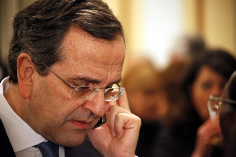 Το πρώτο τηλεφώνημα Σαμαρά σε Μητσοτάκη μετά από χρόνια | Newsit.gr
