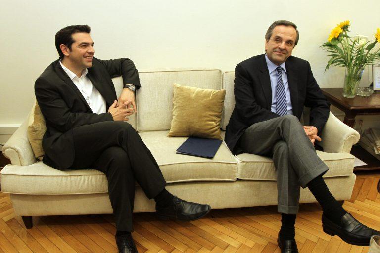 Δημοσκόπηση: Κυβέρνηση ΣΥΡΙΖΑ με πρωθυπουργό Σαμαρά | Newsit.gr