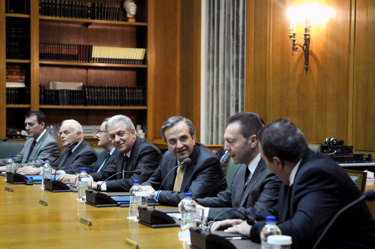 Ποιους υπουργούς αφήνει μετεξεταστέους ο Σαμαράς   Newsit.gr