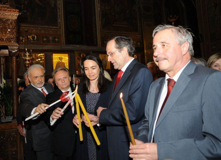 Α. Σαμαράς: «Μονοιασμένοι οι Έλληνες θα κάνουμε την ελπίδα πραγματικότητα» | Newsit.gr