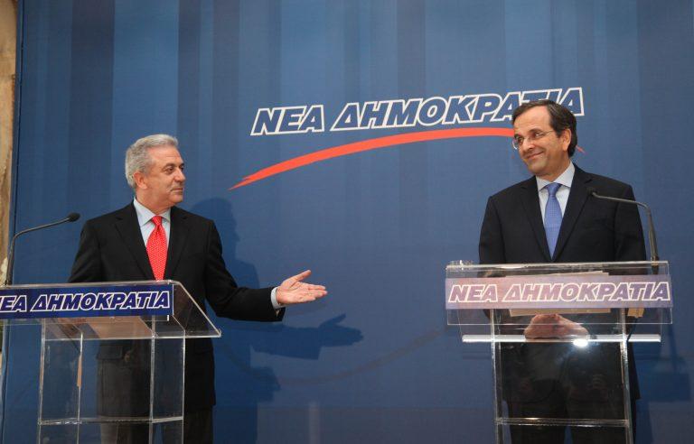 Αβραμόπουλος: Στηρίζω Σαμαρά   Newsit.gr