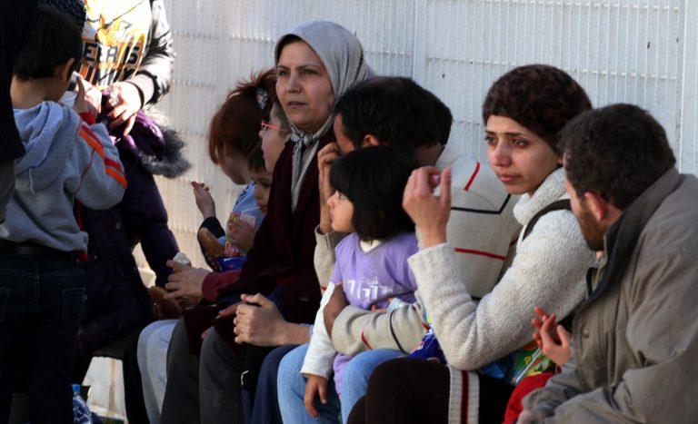 18 παράνομοι μετανάστες σε ερημική περιοχή της Σάμου | Newsit.gr