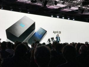 Δείτε την παρουσίαση του Samsung Galaxy S8!