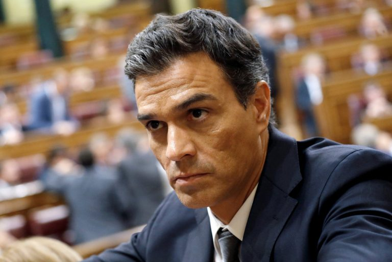 Παραιτήθηκε ο ηγέτης του Σοσιαλιστικού Κόμματος στην Ισπανία   Newsit.gr