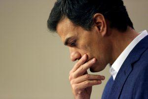 Παραιτείται και από βουλευτής ο πρώην ηγέτης των Ισπανών Σοσιαλιστών