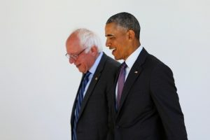 Όταν ο Ομπάμα είπε λαϊκιστή τον Μπέρνι Σάντερς! [vid]
