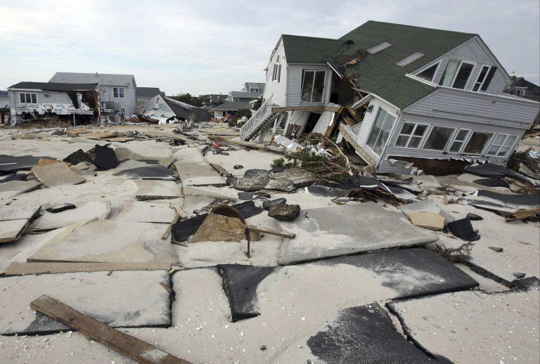 Ο τελικός απολογισμός νεκρών από τη Sandy – Στους 121 νεκρούς | Newsit.gr
