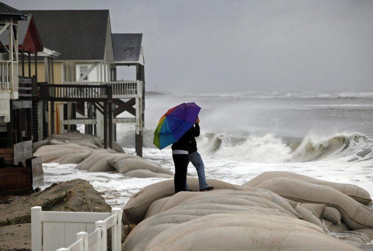 Στη δίνη του τυφώνα Σάντι οι αμερικανικές εκλογές | Newsit.gr