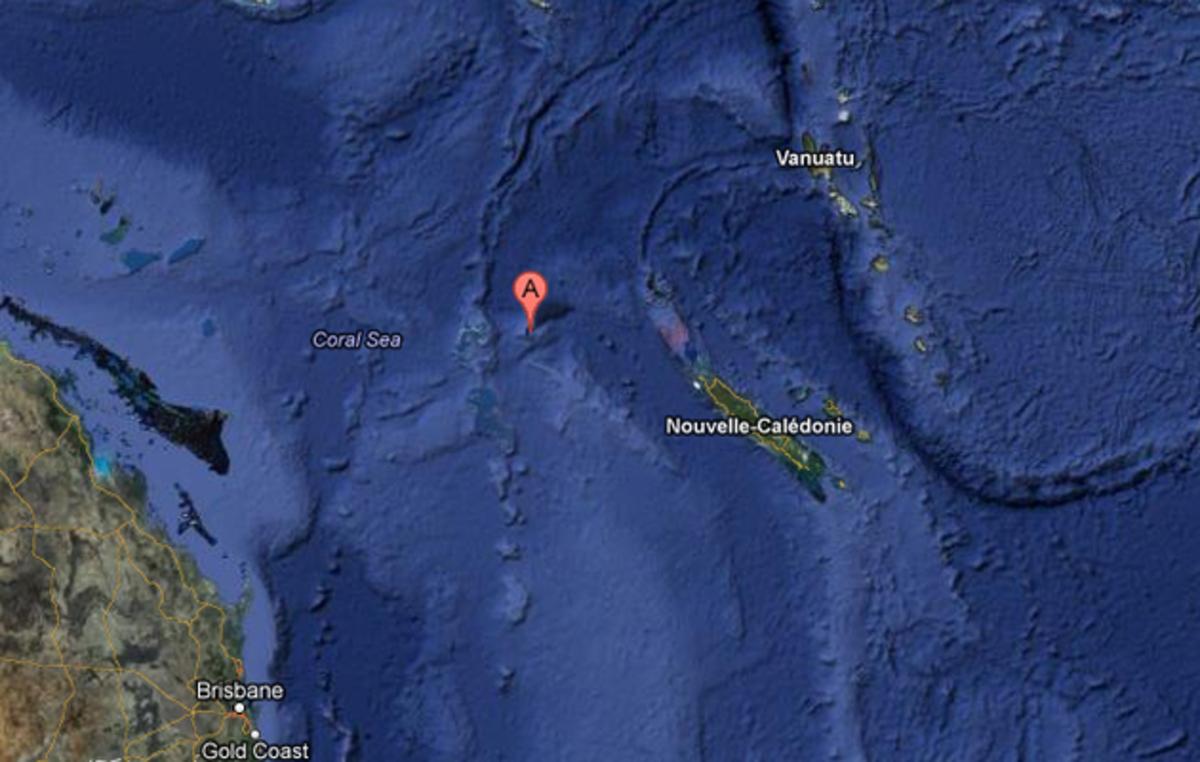 Υπάρχει ή δεν υπάρχει αυτό το νησάκι στον Ειρηνικό; | Newsit.gr