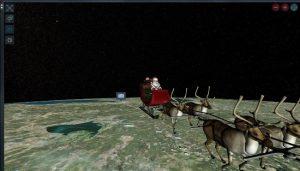 Καλές Γιορτές! Δείτε live τον Άγιο Βασίλη να μοιράζει δώρα!