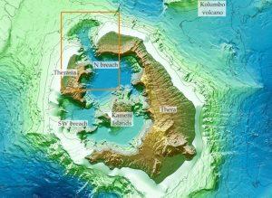 Νέες αποκαλύψεις για το ηφαίστειο στη Σαντορίνη και το τρομερό τσουνάμι