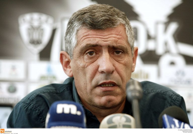 Σάντος: Θα μειωθεί το ρόστερ | Newsit.gr