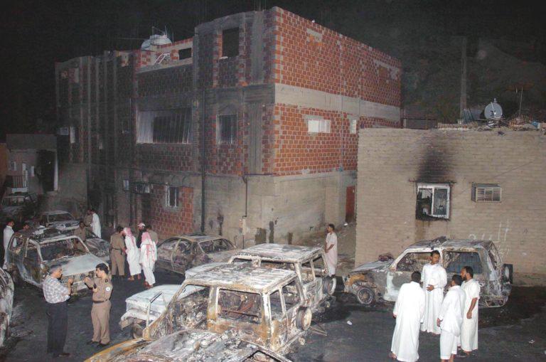 Αιματηρές μάχες στη Σαουδική Αραβία | Newsit.gr