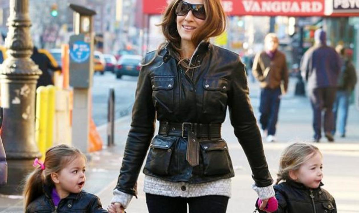 S. Jessica Parker: Ίδιο στυλ με τις δίδυμες κόρες της! | Newsit.gr
