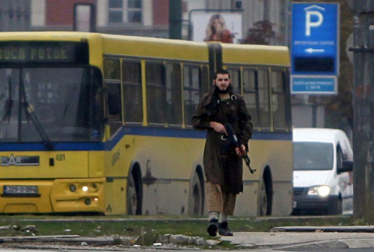 Άνοιξε πυρ εναντίον της αμερικανικής πρεσβείας στο Σαράγεβο   Newsit.gr