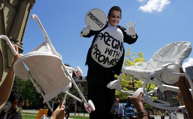 Κον – Μπεντίτ: «Αποκορύφωμα της γελοιότητας» η συνάντηση Σαρκοζί – Ανρί | Newsit.gr