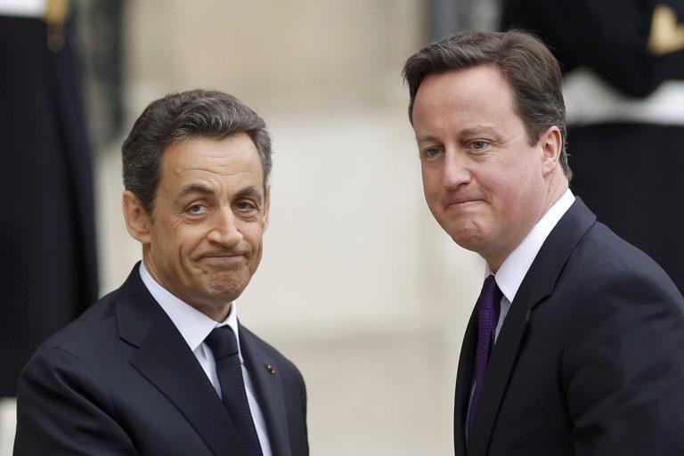 Σαρκοζί-Κάμερον: «Καντάφι, παραιτήσου» | Newsit.gr