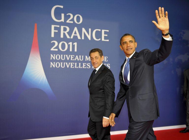 Ομπάμα-Σαρκοζί τα είπαν για την Ελλάδα – Θα ακολουθήσει μίνι Σύνοδος Κορυφής | Newsit.gr