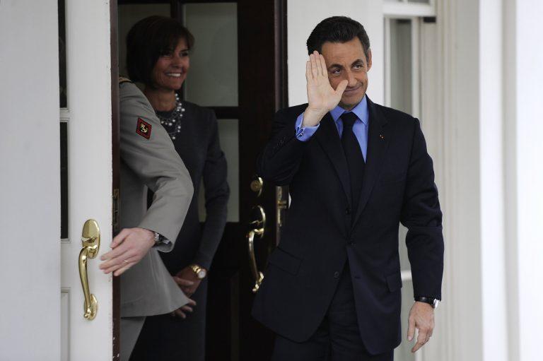 Τα λένε στο Λευκό Οίκο Ομπάμα-Σαρκοζί   Newsit.gr