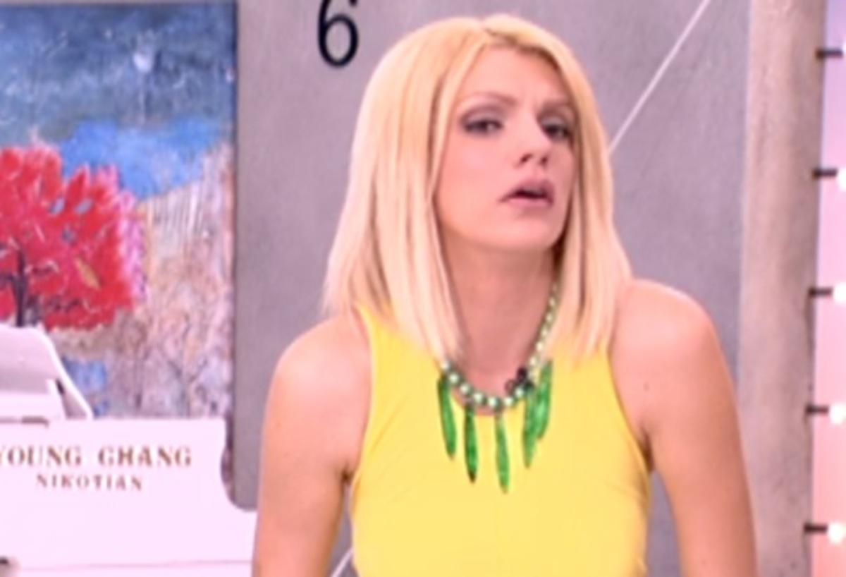 Ακούστε την ανατριχιαστική φωνή της Σάσας Σταμάτη! | Newsit.gr