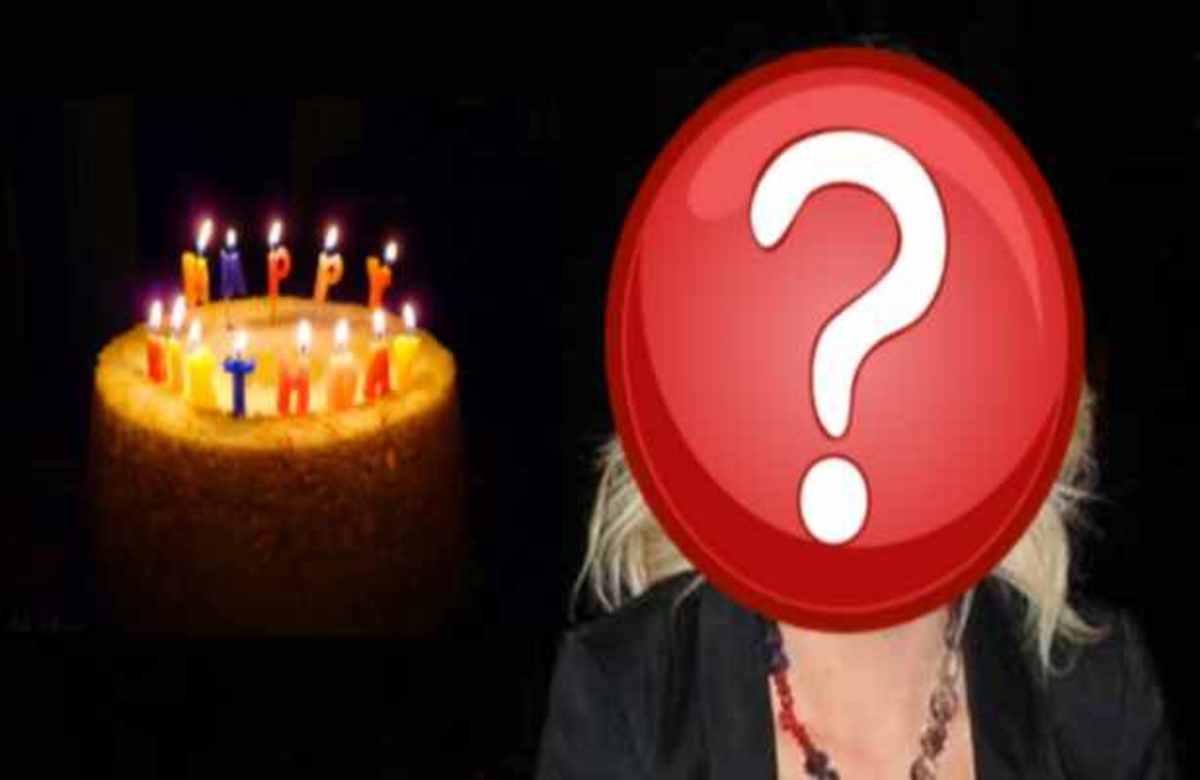 Γνωστή παρουσιάστρια έχει σήμερα γενέθλια και πήγε στη δουλειά της με άδεια χέρια; | Newsit.gr