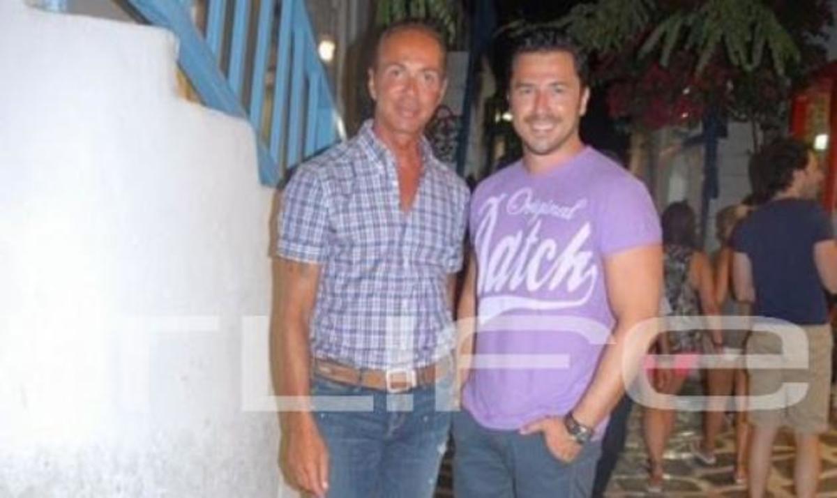 Ποιοι διάσημοι ήταν το Σαββατοκύριακο στη Μύκονο! | Newsit.gr