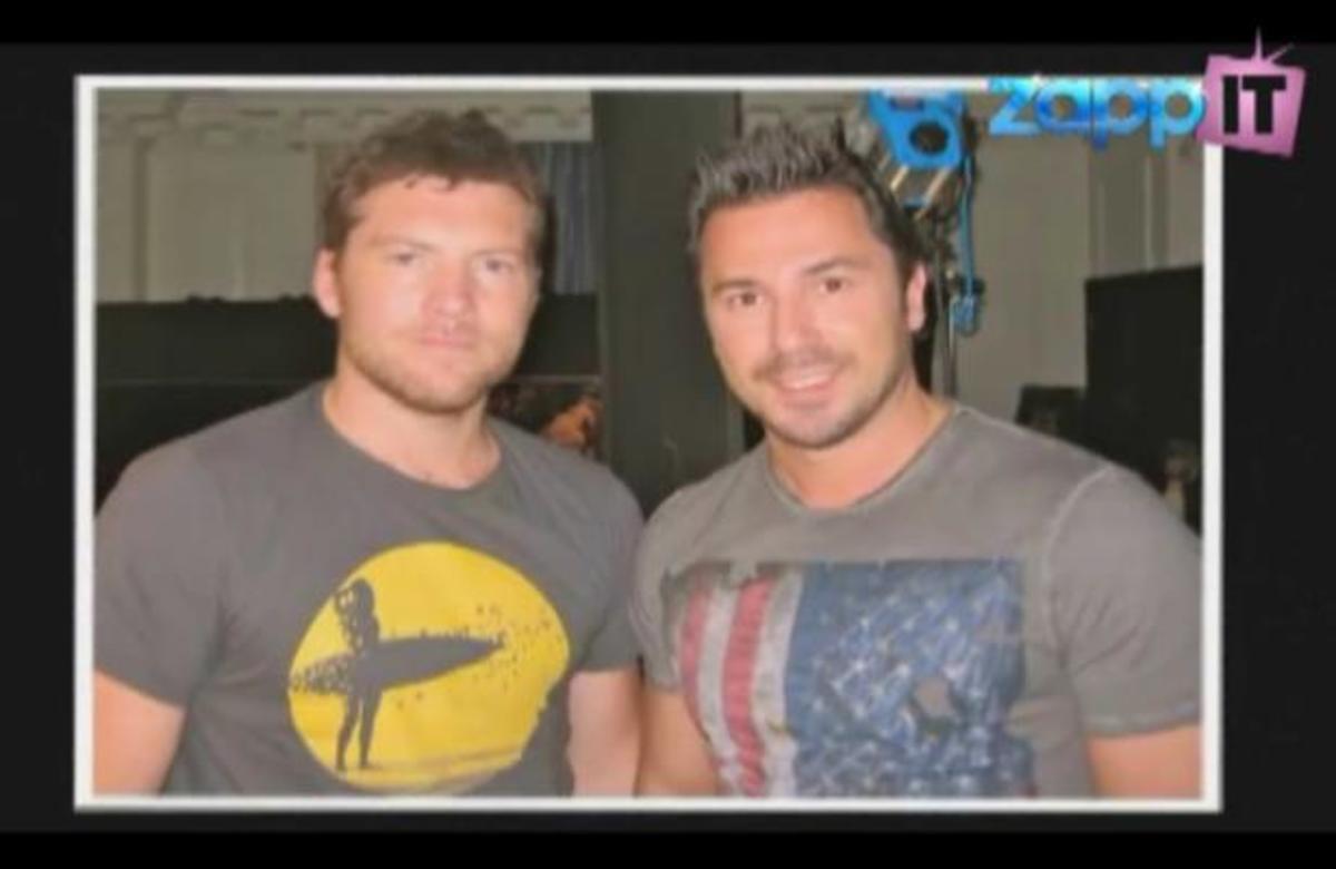ΑΠΟΚΛΕΙΣΤΙΚΟ! Ο πρωταγωνιστής της «Οργής των Τιτάνων» αποκαλύπτει στον Γ. Σατσίδη αν η επόμενη ταινία θα γυριστεί στην Ελλάδα!   Newsit.gr