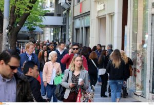 Ανοιχτά καταστήματα σήμερα Μεγάλο Σάββατο μέχρι τις 15.00