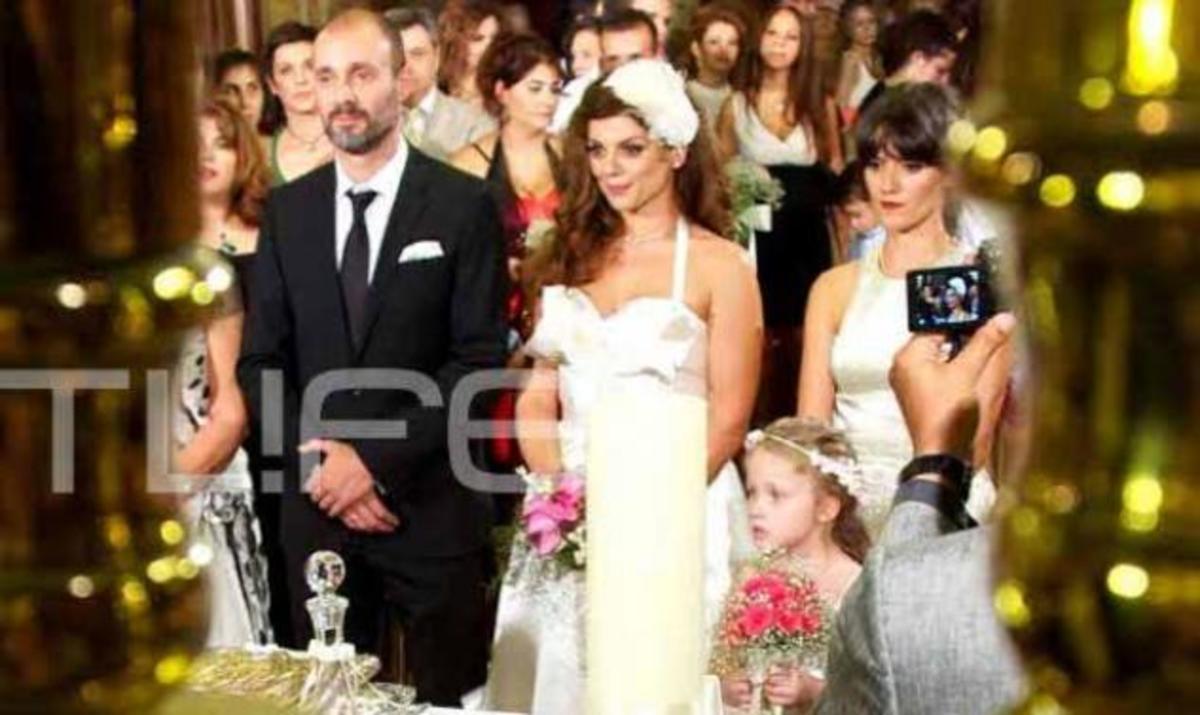 Παντρεύτηκε η ηθοποιός Κατερίνα Σαβράνη! | Newsit.gr