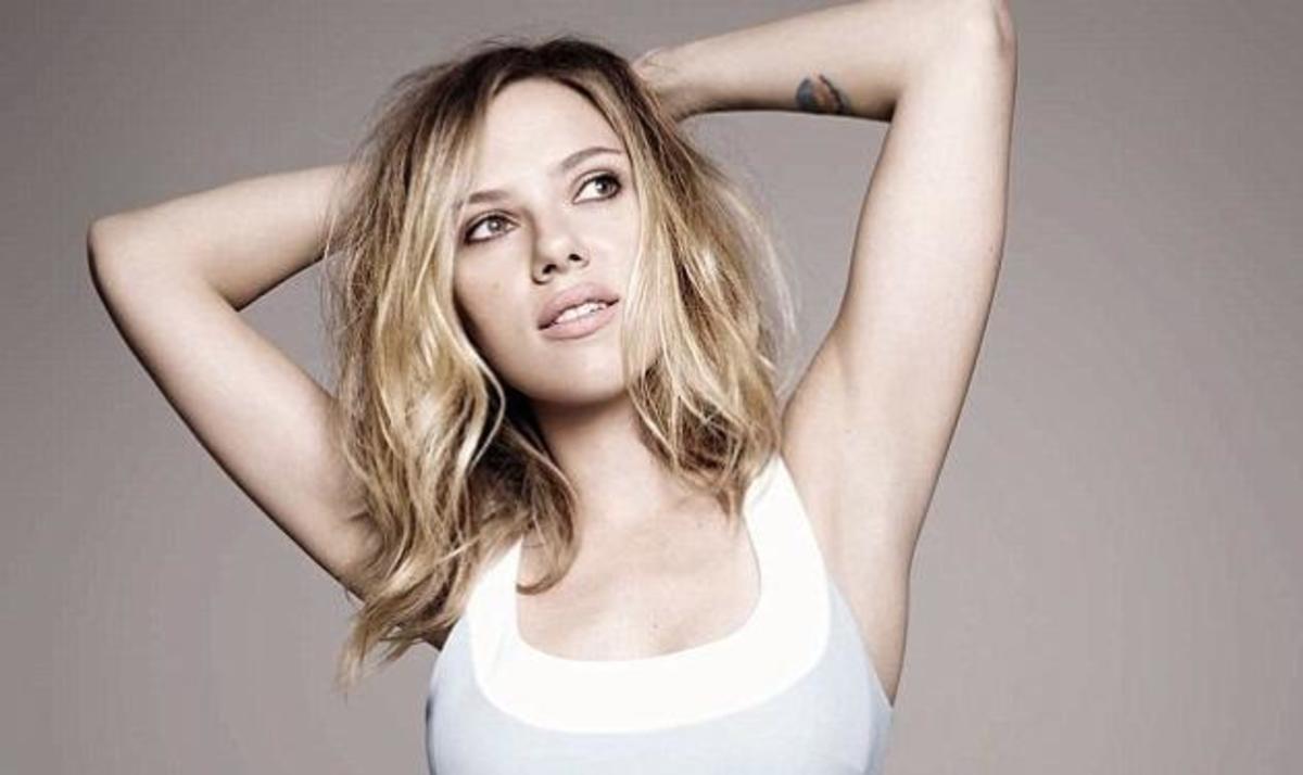Η Scarlett Johansson είναι ντίβα και σέξι και το αποδεικνύει με τη νέα της φωτογράφηση! | Newsit.gr