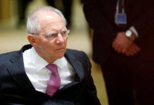 Σόιμπλε για Ελλάδα: «Η αξιολόγηση θα κλείσει στις 22 Μαΐου»