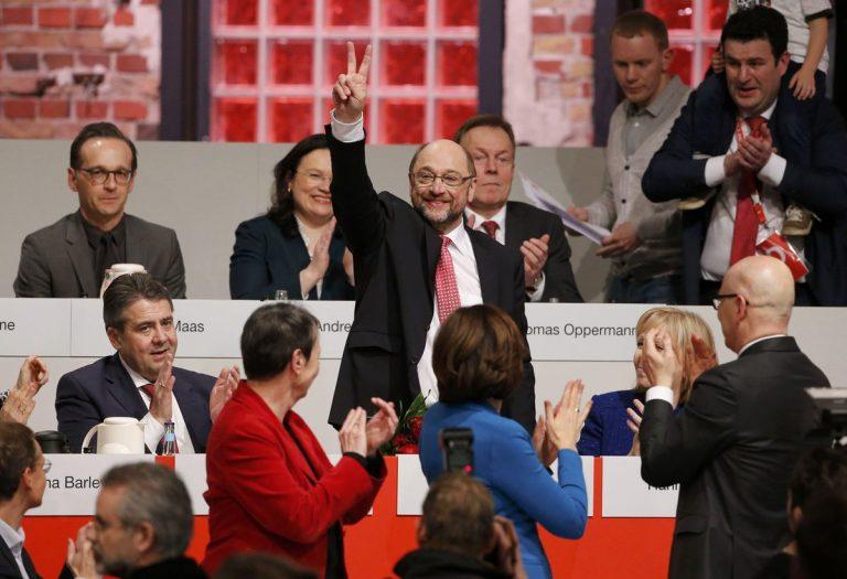 Και επίσημα πρόεδρος του Σοσιαλδημοκρατικού Κόμματος με 100% ο Σουλτς | Newsit.gr