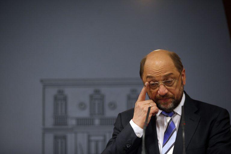 Σουλτς: Η κυβέρνηση της Ελλάδας θα πρέπει να τηρήσει τις δεσμεύσεις της απέναντι στην Ε.Ε   Newsit.gr