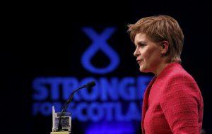 Πρωθυπουργός Σκωτίας: Το δημοψήφισμα θα γίνει!