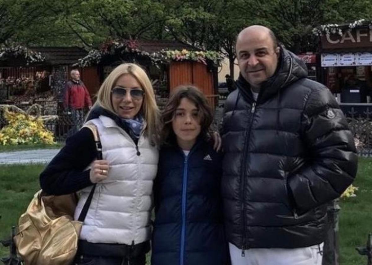 Έλενα Τσαβαλιά – Μάρκος Σεφερλής: Πασχαλινές διακοπές με το γιο τους στην Τσεχία | Newsit.gr